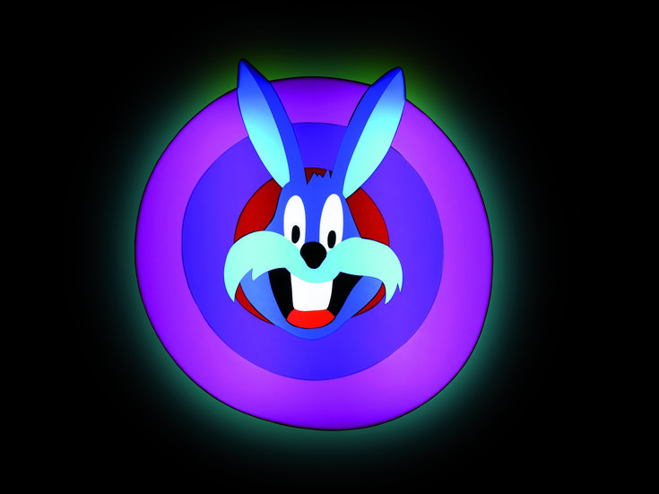Bugs Bunny - Marco Lodola - Available on Kooness.com
