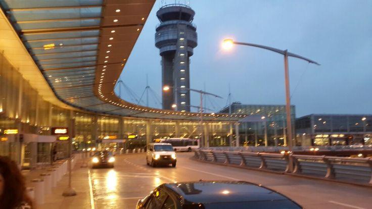 Montréal Int'l Airport Pierre-Elliott-Trudeau (YUL)