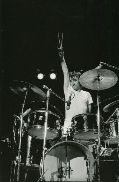 Jim Marshall, Keith Moon, 1972.