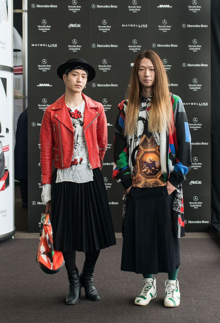 Galeria de Fotos Fora da caixa: o street style superoriginal da semana de moda de Tóquio // Foto 2 // Notícias // FFW