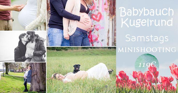 Babybauch Fotograf Düsseldorf | Neu auch im Studio | Liebevolle professionelle Babybauch Fotografie | Schwangerschaftsfotos