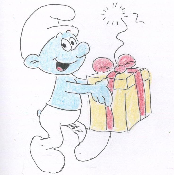 Kiedy pod koniec lat 80-tych w telewizji pojawiły się Smerfy, każde dziecko chciało mieć piórnik, długopis czy choćby naklejkę z podobizną niebieskiego ludzika.