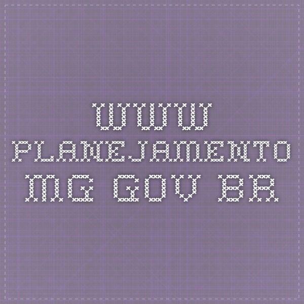 Orçamento - www.planejamento.mg.gov.br