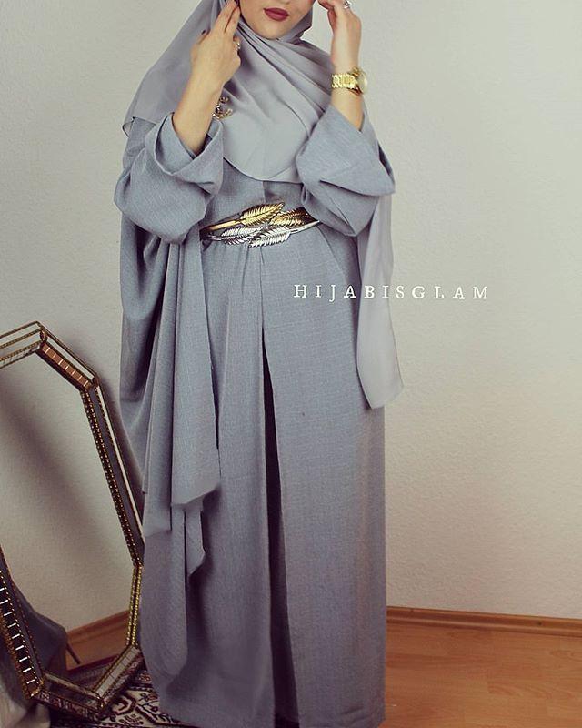 Hijab Fashion | Nuriyah O. Martinez | @hijabisglam