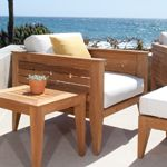 Craftsman-Teak-Deep-Seating-Outdoor-Lounge-Chair from Westminster Teak Furniture