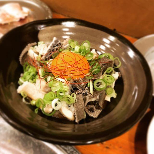 ご馳走様です‼︎ 勉強させて頂きました‼︎ #ホルモン#牛#昭島#中華そば#独歩#煮干し#らーめん#ラーメン#ramen#拉麵#つけ麺#つけめん#meat#肉#東京#tokyo#東京グルメ#グルメ#gourmet#noodle#noodles#ランチ#lunch#dinner#麺#麺スタグラム#麺活#ラーメンインスタグラマー#ラーメン部#michelin