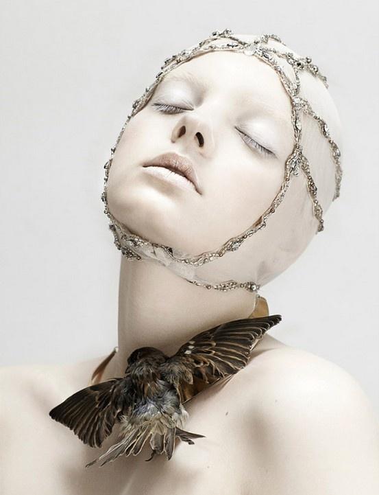 "Faint Magazine March 2013, ""Dream Anatomy"" issue. Photographer: Luzena Adams"