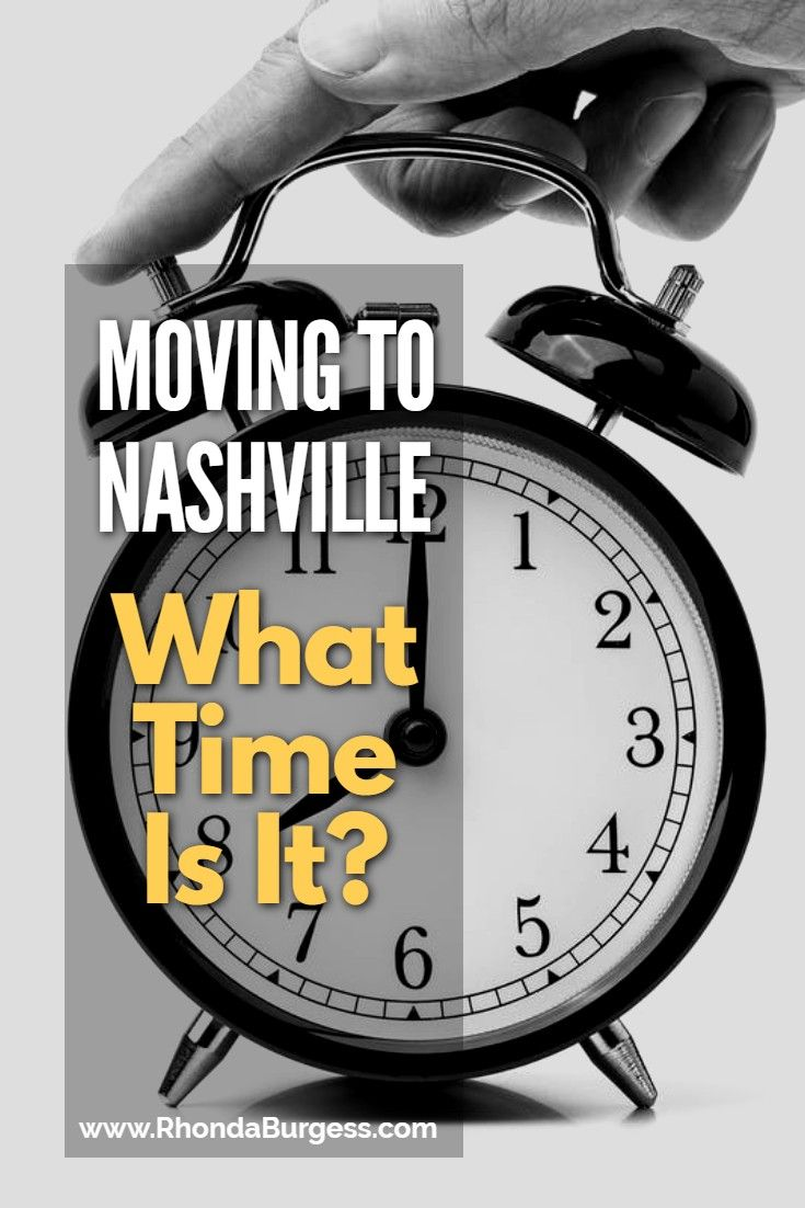 What Time Is It In Nashville Nashville East Tennessee Nashville Tennessee
