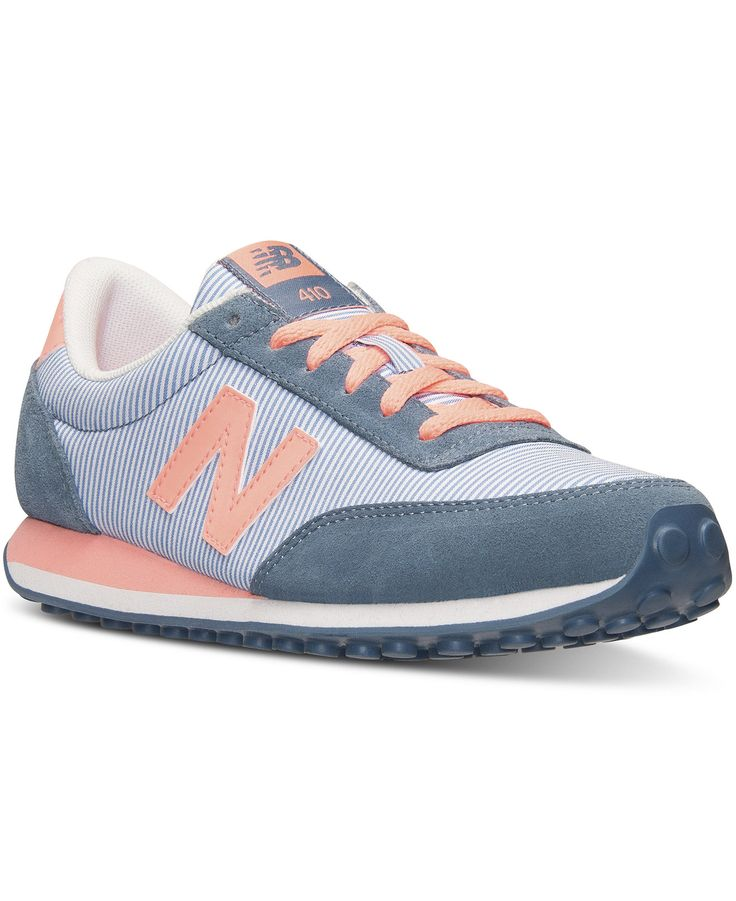New Balance Womens 410 Casual Sneakers from Finish Line Finish Line Athletic Shoes Shoes