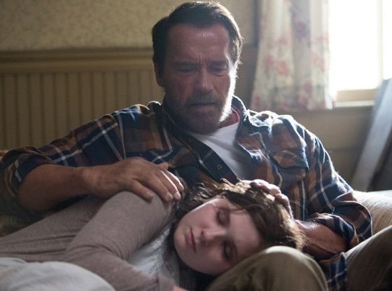 Zombies! Arnold Schwarzenegger Faces a Horrifying Challenge in Post-Apocalyptic Film Maggie  Aenold Schwarzenegger, Abigail Spencer, Maggie