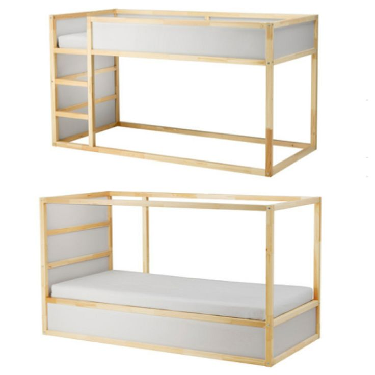 Kura Reversible Bed Perfect Bunk Bed Option For Toddlers