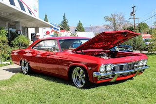 1965 Chevy Impala  Maintenance/restoration of old/vintage vehicles: the material for new cogs/casters/gears/pads could be cast polyamide which I (Cast polyamide) can produce. My contact: tatjana.alic@windowslive.com
