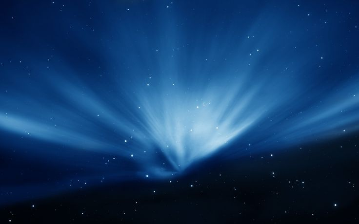 Apple Sky Blue Aurora Mac Wallpaper Download | Free Mac Wallpapers
