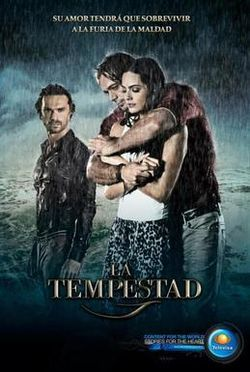 La Tempestad Official Promotional Poster