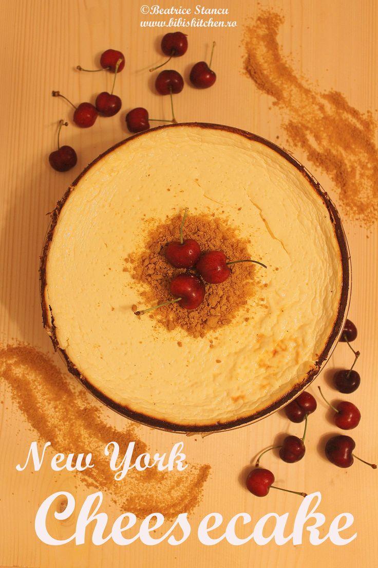 New York Cheesecake (light) | Bibi's Kitchen