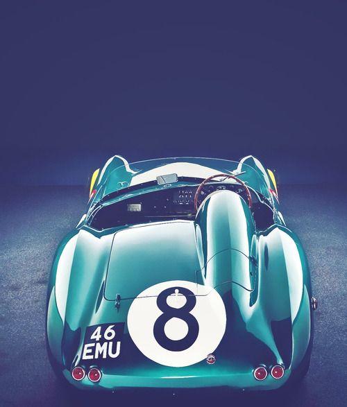 Aston Martin DB3S.