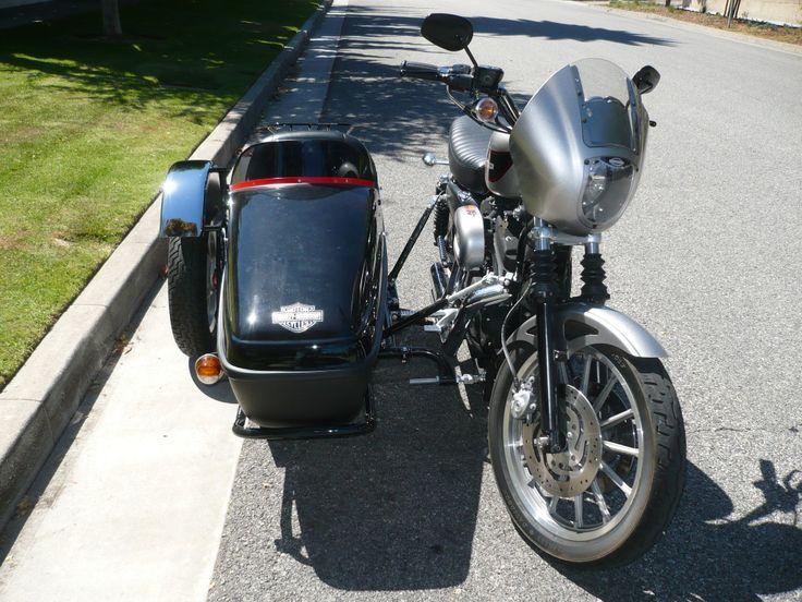 Velorex encargo 562 Sidecar para Sportster - Harley Davidson foros