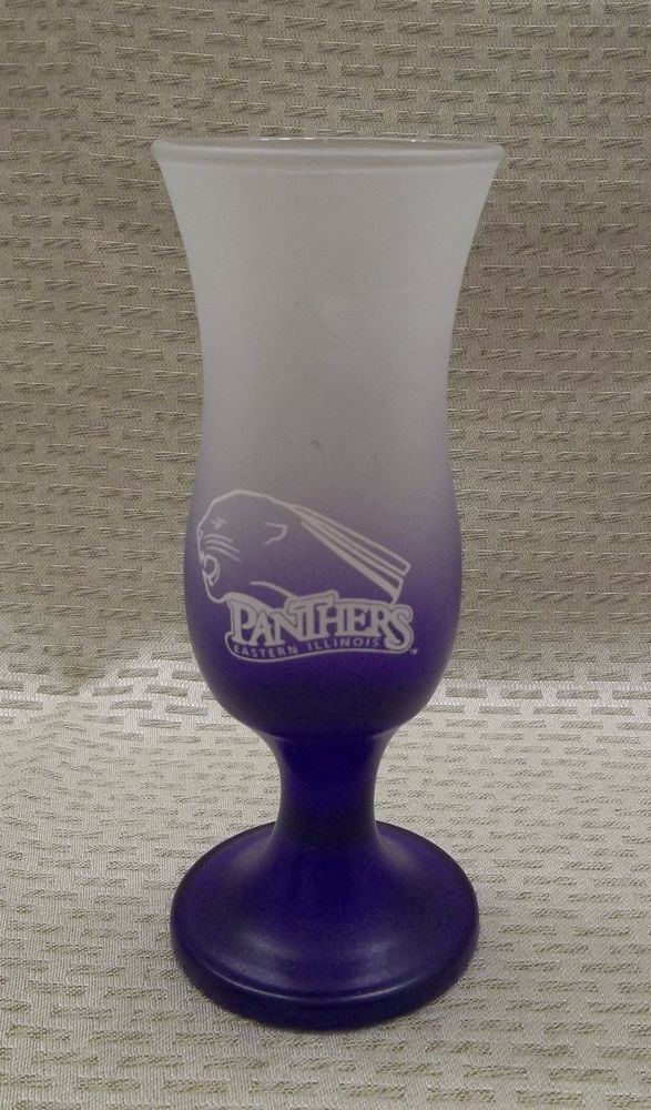 Eastern Illinois Panthers Tall Pedestal Shot Glass #EasternIllinoisPanthers