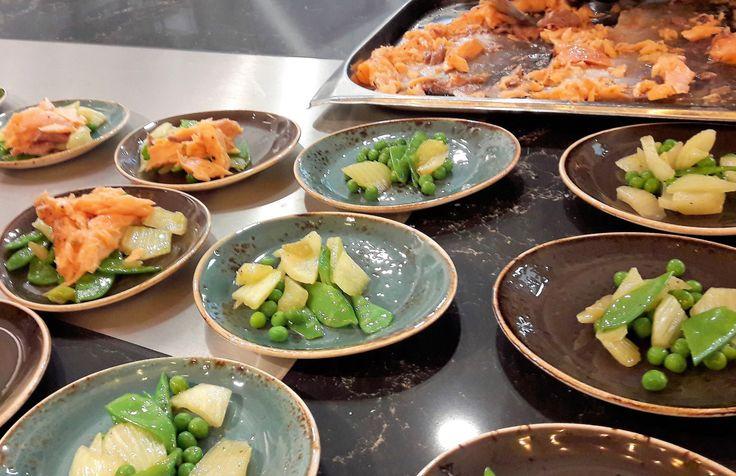 Kostprobe aus dem Tim Mälzer Kochbuch Die Küche im Restaurant Die gute Botschaft
