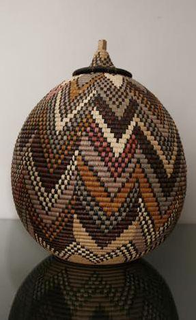 Zulu wedding basket. BelAfrique - Your Personal Travel Planner - www.belafrique.com