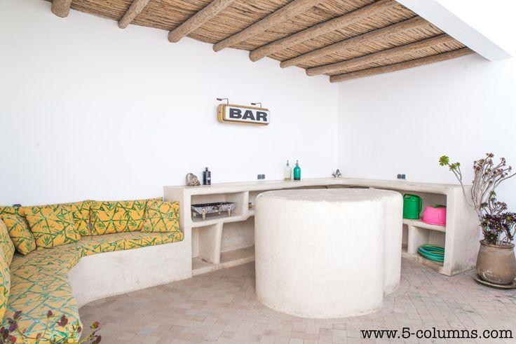 Terrace bar area - 2nd floor