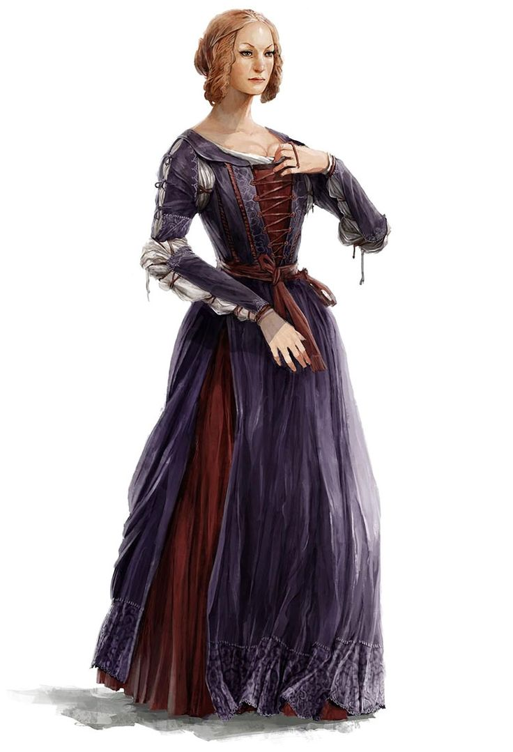Assassin's Creed II Art & Pictures  Caterina Sforza
