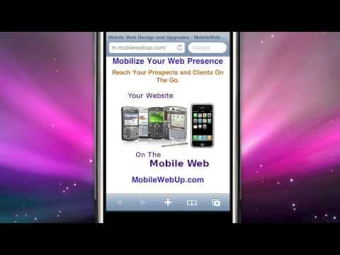 Mobile Web Design Tips -  #webdesign #website #freetools #onlinemarketing #seo  Most businesses have a website by now.  But how well do they work on the iPhone, Blackberries, and other handheld devices?  Here's what can go wrong… and how to fix it!  - #WebDesignTips