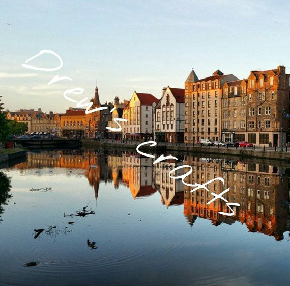 Check out this item in my Etsy shop https://www.etsy.com/uk/listing/257105706/canvas-leith-shore-edinburgh-scotland