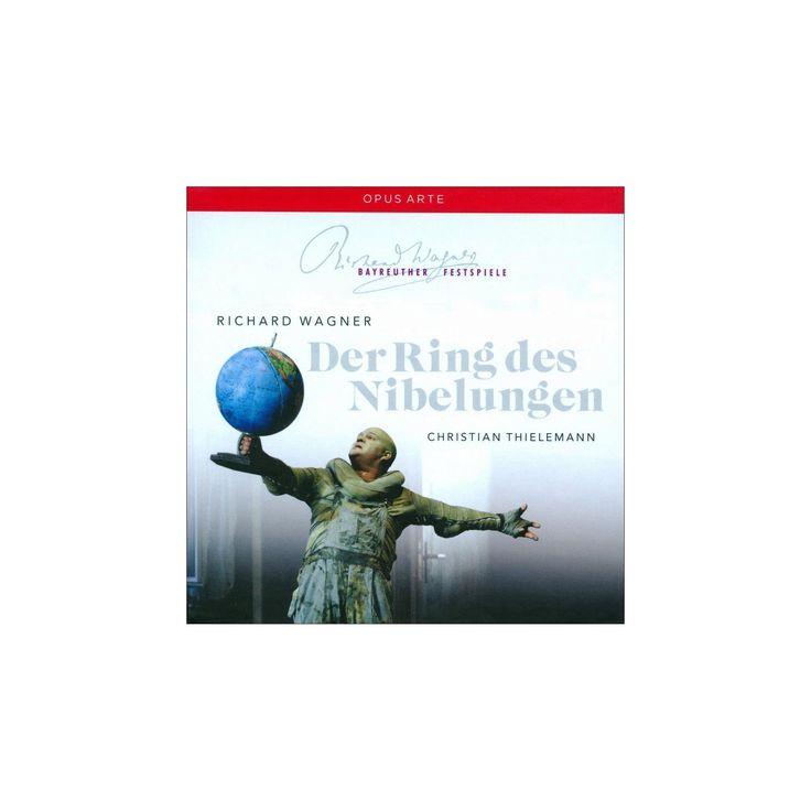Bayreuther Festspiel - Wagner:Der Ring Des Nibelungen (CD)