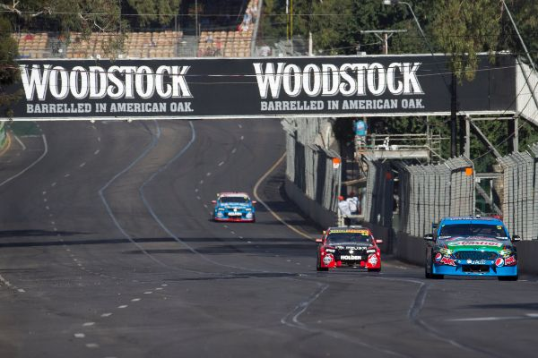 Woodstock Bourbon rolls in added spirit to V8 Supercars Championship