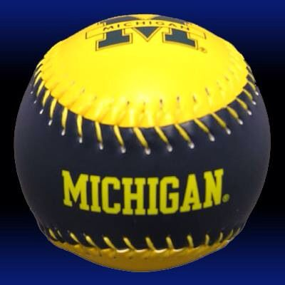 Michigan softball.