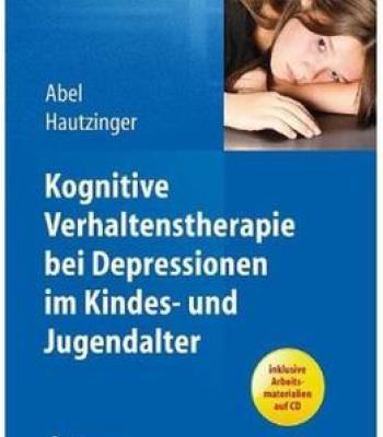 Kognitive Verhaltenstherapie Bei Depressionen Im Kindes- Und Jugendalter PDF
