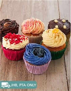 Confectionary Cakes and Cupcakes: For The Ladies Cupcake Combo Box!