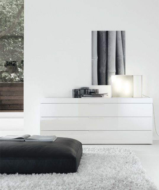 Stage is stunning chest of draws that can enhance any bedroom design
