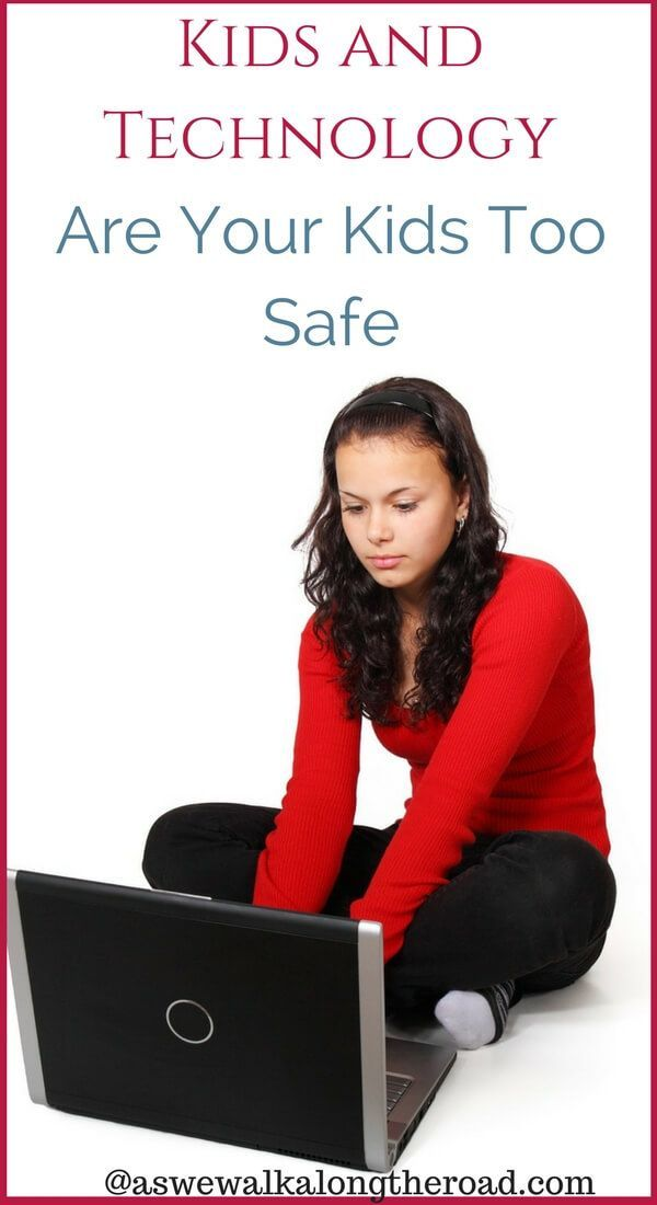 Kids and technology- principles of keeping them safe #parenting  #technology