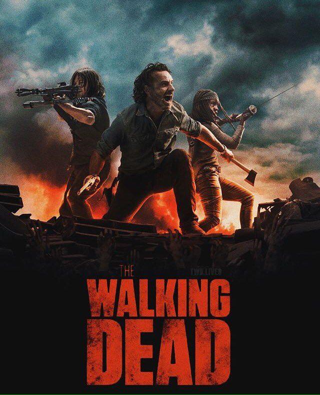 Season 8 Feb 25 2018 Mid Season The Walking Dead Amc