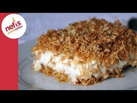 Muhallebili Kadayıf Tatlısı (Sesli Anlatımı ile) - Nefis Yemek Tarifleri