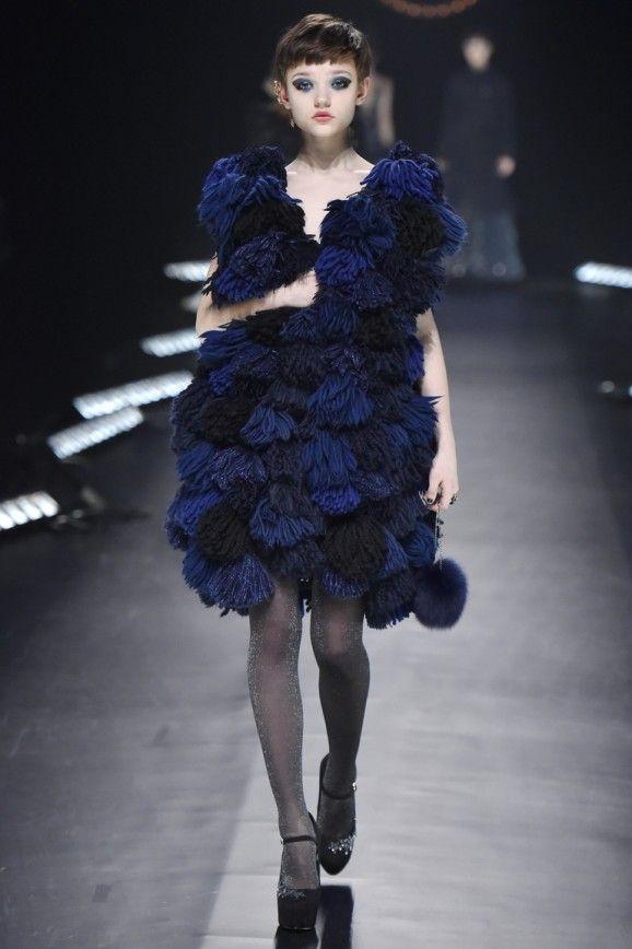 1990-е подарили миру моды Keita Maruyama. Keita Maruyama с момента своего первого показа в Париже (1994 год) каждый год не перестает удивлять чем-то новым.