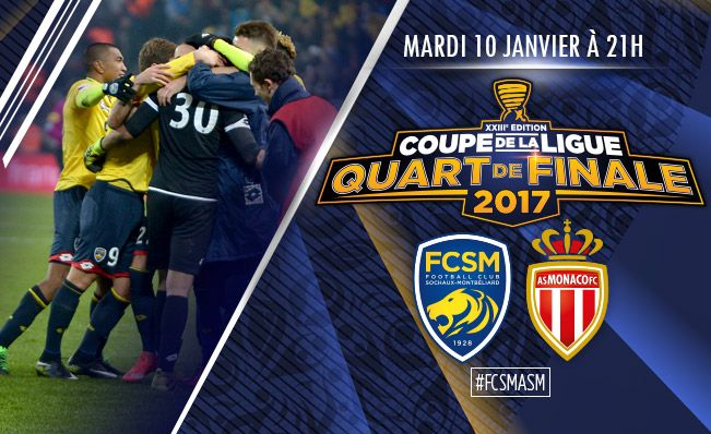 La billetterie pour FCSM-AS Monaco