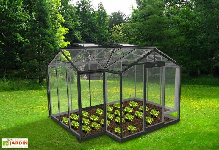 Serre de Jardin Orangerie 10,26 m²