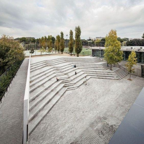 17 Best Modern Amphitheatre Design Images On Pinterest