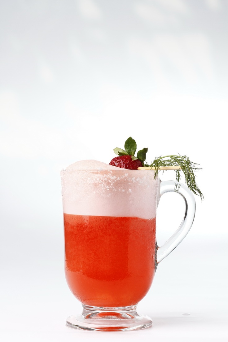 All the way from South America, here's another signature cocktail for this summer, Mafia Mexicana!