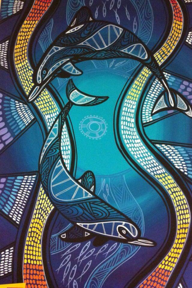 Colin Wightman- Aboriginal Art