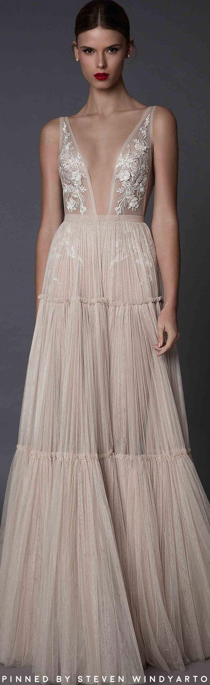 Berta Bridal Fall 2017 - Annabel Dress #weddingdress #fall2017 #fw17