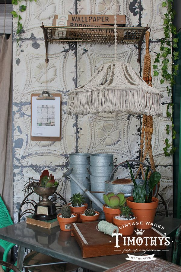 A botanical inspired collection of rich emerald, copper and rustic wares to celebrate the dawn of Spring. www.timneve.com