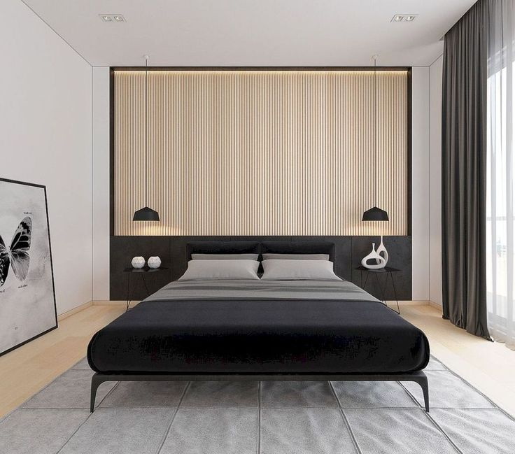 24 Modern Minimalist Bedroom Design Ideas