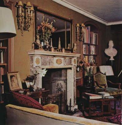 Cecil Beaton Interior
