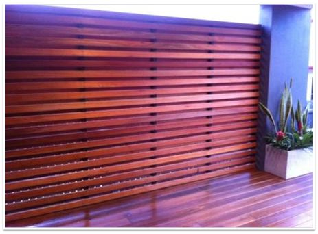Alfresco screen How to build a privacy screen