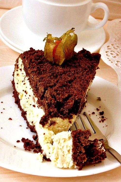 Шоколадно-творожный пирог - пошаговый рецепт с фото - как приготовить - ингредиенты, состав, время приготовления - Леди Mail.Ru