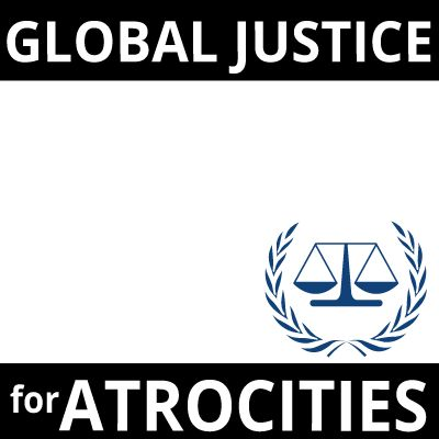 International Justice Day - Support Campaign | Twibbon